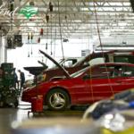 سازندگان و تعمیرکاران بدنه خودرو در انگلستان