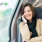 مهماندار قطار در انگلستان