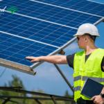 کارکنان نیروگاه انرژی در انگلستان